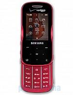 Samsung Trance U490 music phone now available through Verizon