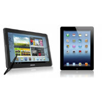 Apple iPad Q3 shipments stay level, but market share gives way to Samsung