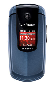 Samsung Smooth released for Verizon