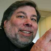Wozniak says if he were running Apple, he would partner with Google