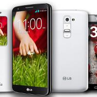 LG Device Loaner Program starts with LG G2