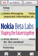 New Nokia Messaging for Symbian S60 5th Edition out ahead of schedule