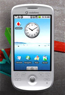 HTC Magic launched by Vodafone Spain