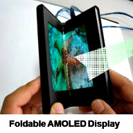 Samsung demos foldable display concepts, including a phone-to-tablet device