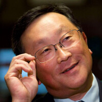 BlackBerry interim CEO Chen gets $85 million of restricted stock and $1 million base salary