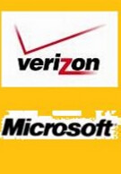 Microsoft and Verizon in talks to produce a new touchscreen phone?