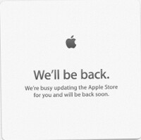 The Apple store goes down as murmur of an inevitable iPad mini with Retina release escalates