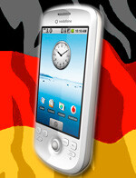 Vodafone Germany to release HTC Magic on Thursday
