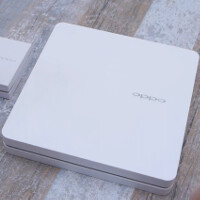 Oppo N1 unboxing