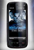 Nokia 5800 Star Trek edition gets beamed up to UK
