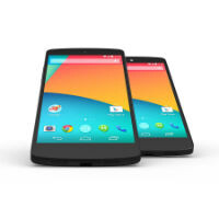 Black 16GB Google Nexus 5 officially sells out