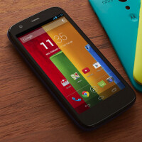 Moto G against the world: size comparison