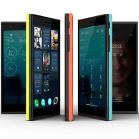 Jolla's Sailfish OS-based phone going on sale on November 27 in Finland for €399 ($540)