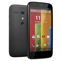 Motorola Moto G already found in U.K. retail stores just two days after unveiling