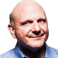 "Steve Ballmer to WSJ, ""I'm an emblem of an old era."""
