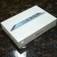 Apple iPad mini 2 unboxing