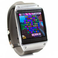 Samsung Galaxy Gear gets its first custom ROM