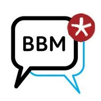 BBM much more popular on iOS than Android