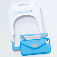 """Shark Tank presentation spotlights the pursecase for smartphones so you can be """"stylin' and dialin'"""""""