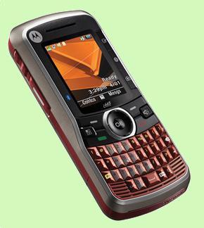Motorola introduces the Clutch i465