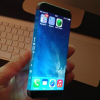 Apple iPhone 6 concept shows off wraparound screen