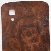 Want a wood back for your Nexus 4?