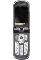 First picture of Samsung i270 Microsoft clamshell smartphone with mega pixel camera
