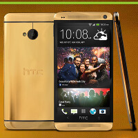 HTC One just $29.99 at Sprint and Verizon for Black Friday; win a 24K gold plated HTC One