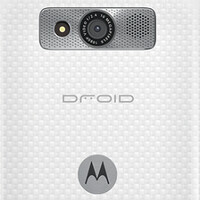 Motorola DROID Mini appears in white, just in time for the holidays