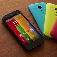 Moto G now available in the US for $179 unlocked and contract free