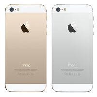 Apple iPhone 5s makes up a larger percentage of the iPhone's installed base than its predecessor did last year