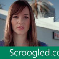 Scroogled! Microsoft hits Google below the belt again