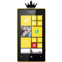 Over 25% of the WP world runs on Nokia's Lumia 520, Lumia 1020 is nowhere in sight