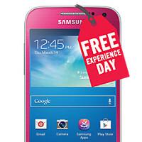 Carphone Warehouse has orange, pink and purple Samsung Galaxy S4 mini handsets, free on contract