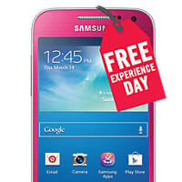 Carphone Warehouse has orange, pink and purple Samsung Galaxy S4 mini handsets, free on contract
