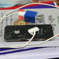 Apple iPhone 4s fatally electrocutes a 28 year-old man in Thailand