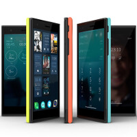 Sailfish OS-touting Jolla phone unboxed, shows off its fresh 'sandwich' design