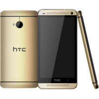 Golden HTC One pops up exclusively at O2 in Germany