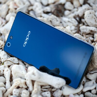 Could this be the first official image of the Oppo Find 7 flagship? No, it's the Oppo R829