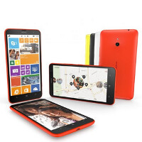 Behold the Nokia Lumia 1320 in a new video