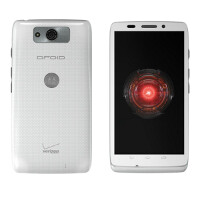 White Motorola Droid Ultra and Droid Mini now available with Verizon Wireless