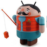 Dead Zebra's Series 04 of Android figurines now on sale