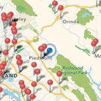 Small stores luring new customers with maps