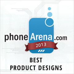 PhoneArena Awards 2013: Best product designs