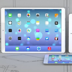 "Apple supposedly testing 2K and 4K resolution 12.9"" tablet panels for device launch in the spring"