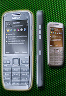 Nokia E52 keeps you online with its long battery life