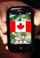 Oh, Canada to get the Palm Pre through Bell