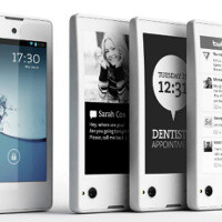 YotaPhone, the smartphone with a second always-on e-ink screen, is now official