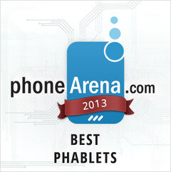 PhoneArena Awards 2013: Best phablets