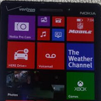 More pictures of the Nokia Lumia 929 leak from Mexico